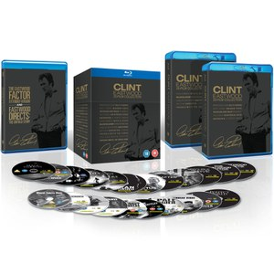 Clint Eastwood - 20 Film Kollektion