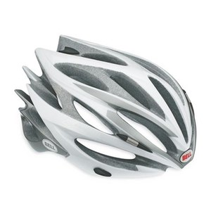 Bell Sweep Cycling Helmet -Silver/White/Blue- 2014