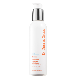 Dr Dennis Gross All-In-One Detergente Viso con Toner (180ml)