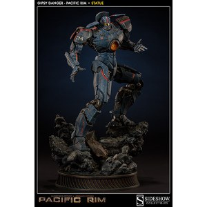 Sideshow Collectibles Pacific Rim Gipsy Danger 20 Inch Statue