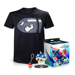 Exclusive Mario Kart 8 Bundle - Limited Edition (Medium T-Shirt)