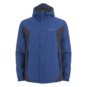 Merrell Men's Fallon Insulated Water Resistant Jacket - Michigan Blue