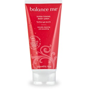 Gel de Ducha balance me Super Toning (200ml)