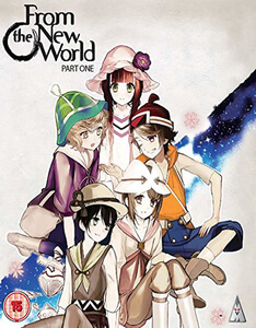 From The New World - Part 1