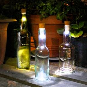 Flessenlichtje