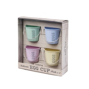Eddingtons Egg Cup Buckets - Pastel Shades