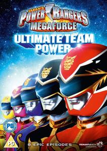 Power Rangers: Megaforce - Volume 1