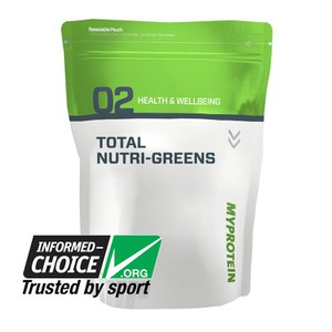 Total Nutri-Greens - Batch Tested Range