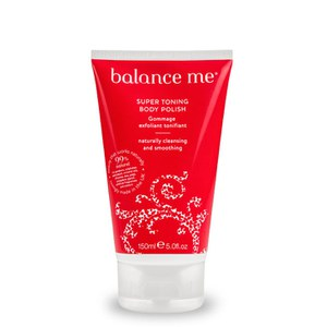 Exfoliante Corporal balance me Super Toning (150ml)