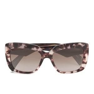Prada Handbag Women's Sunglasses - Pink Havana