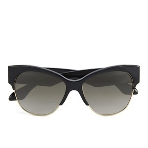 Prada D-Frame Women's Sunglasses - Black