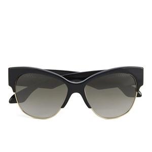 Prada D-Frame Women's Sunglasses - Black