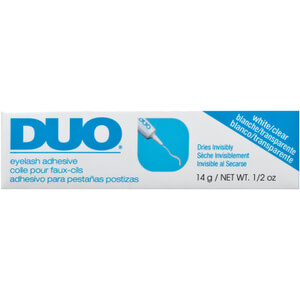 Duo Eyelash Adhesive - White Clear (14g)
