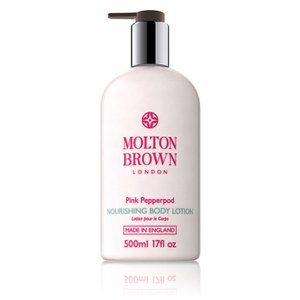 Molton Brown Pink Pepperpod Nourishing Body Lotion (500ml) - Worth £30.00