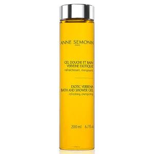 Anne Semonin Bath Shower Gel Exotic Verbena 200ml