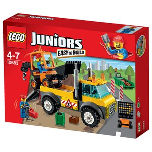 LEGO Juniors: Road Work Truck (10683)
