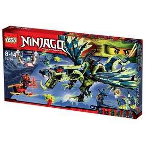 LEGO Ninjago: Angriff des Moro-Drachens (70736)