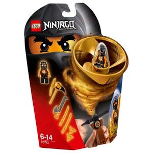 LEGO Ninjago: Airjitzu Cole Flyer (70741)