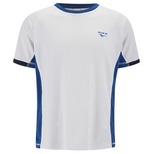 Gola Men's Centenario Short Sleeve Training T-Shirt - White/Navy