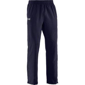 Under Armour Men's Powerhouse Woven Pants - Midnight Navy/White