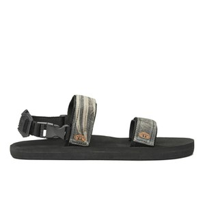 Animal Men's Bodhy Strapped Sandals - Black