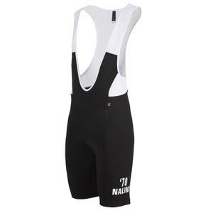 Nalini Blue Label Gizio Bib Shorts - Black/White
