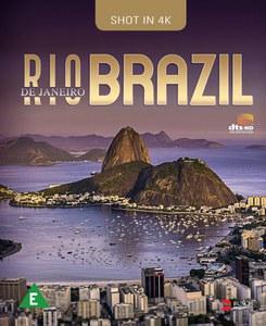 Rio De Janeiro, Brazil 3D