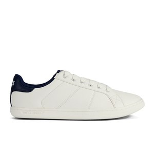 Jack & Jones Men's Brooklyn PU Sneakers - Cloud Dancer