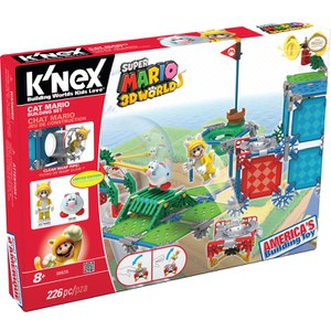 K'NEX Cat Mario Building Set (38634)