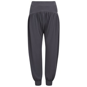 Myprotein Women's Harem Yoga Pants  - Charcoal Marl