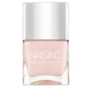 nails inc. Whitehall The New White Nail Varnish (14ml)