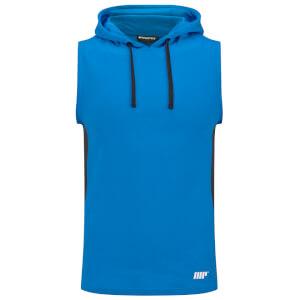 Мужская фуфайка-безрукавка с капюшоном Myprotein - Синий цвет