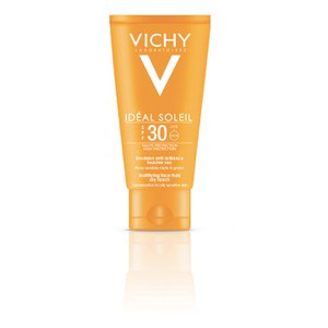 Vichy Ideal Soleil emulsion anti-brillance toucher sèche SPF30 50ml