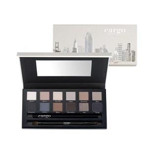 Cargo Cosmetics The Essentials Eye Shadow Palette