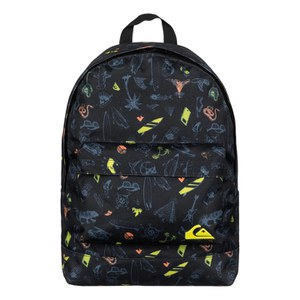 Quiksilver Men's Everyday Poster Backpack - Backool Black