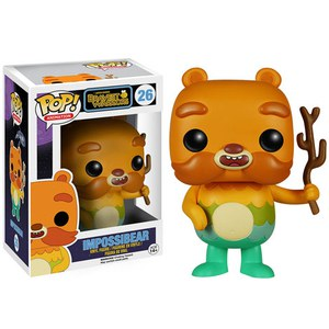 Bravest Warriors Impossibear Pop! Vinyl Figure