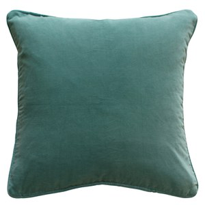 Mineral Sea Green Cushion - Green
