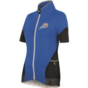 Santini Mearsey Women's Short Sleeve Jersey - Azure Blue