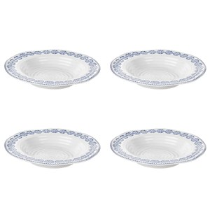 Sophie Conran for Portmeirion Side Plate - Florence - White (Set of 4)