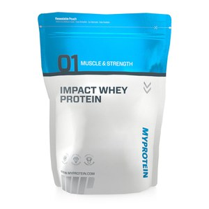 Impact Whey Protein - Unflavoured