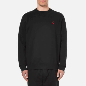 Polo Ralph Lauren Men's Long Sleeve Crew Neck Sweatshirt - Polo Black