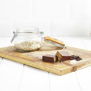 Exante Diet Box of 50 Chocolate Coconut Bars