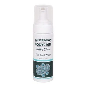 Australian Bodycare Active Derm Skin Fold Wash (150ml)