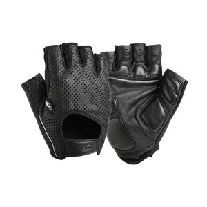 Lizard Skins La Sal 1.0 Short Finger Gloves - Black