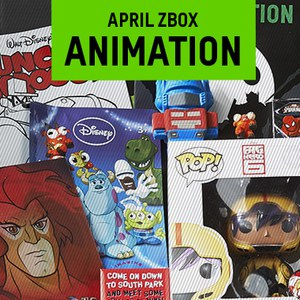ZBOX - Abril - Animation