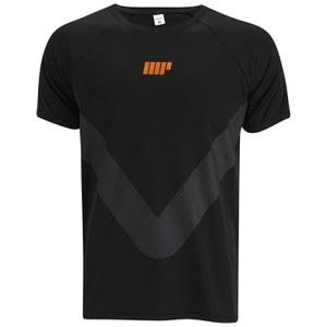 Myprotein Men's Running T-Shirt - Black