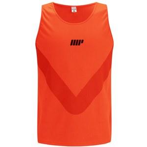 Myprotein Men's Running Tank - Orange