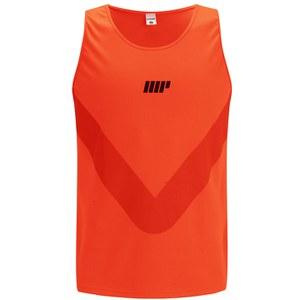 Myprotein Men's Running Vest  - Orange