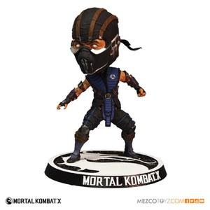 Mortal Kombat X Subzero Bobble Head Action Figure