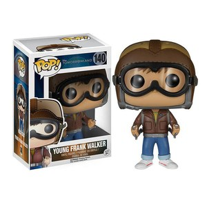 Disney Tomorrowland Young Frank Walker Pop! Vinyl Figure